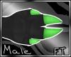 (M)Grn Equine Hands[FT]
