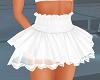 ! Kid White Skirt !