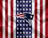 New England PatriotsFlag