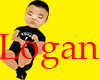 Logan onesie Thing1