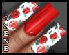 *I* Rose nails