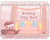 ( / @ A@)/ Bunny Day Bed