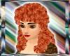 Peachy Auburn curlyQ