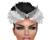 SWAN HALLOW HAIR ADDON
