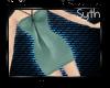 * Halter Dress Green