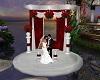 Red Beach Wedding Photos