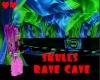 skulls rave cave