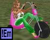 !Em Girls Bigwheel Trike