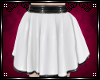 ℳ Gothica White Skirt