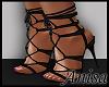 AN!Sandals Black