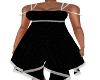 Twinkle Black Dress