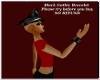 (QDH) B Gothic Bracelet