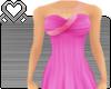 SM` Pink Dazzle Dress