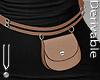 -V- Belt Bag