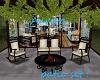 Aurora patio set