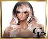 CP -Peach Black Hair