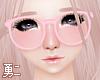 Y' Pink Glasses