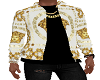 White Versace Jacket