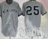 [CC] Yankees Jersey Gray