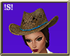 !S! Straw Cowgirl Hat
