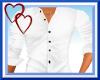 W|Mens White Dress Shirt