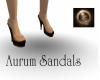 [xTx]Aurum Sandals