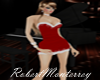 vestido navideño bm