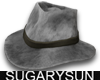 /su/ FLOPPY FEDORA GREY