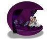 Purple Frenzied Kiss