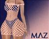 G. MLZ Mesh Dress M