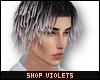 V| Dreads Black Ombre