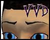 [VVD] Vic eyebrows