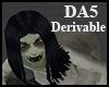 (A) Zombie Woman V2