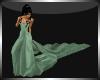 Sage Wedding Dress