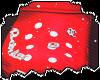 Diamond Red Crocs