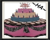 ~HA~ Birthday Cake Table
