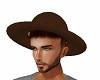 Brown Aussie Hat