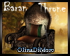 (OD) Baran single Throne