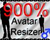 *M* Avatar Scaler 900%