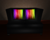 (H) Rainbow Lovers-Seat