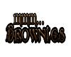 DJ MM Brownies Sticker
