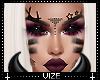 V! XYLA Face Tattoo