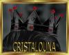 Dark king crown