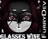 FURRY GLASSES WINE