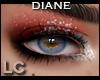 LC Diane Smokey Red Eyes