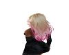 Blonde w/Pink Hair long