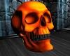ATS~ An Orange Skull