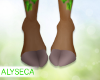 Aly! Yuno hooves M