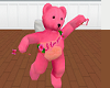 !tb pink Cupid Bear