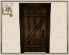 *JR Door Single Wooden